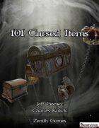 101 Cursed Items