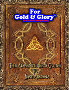 The Adventurer's Guide to Lost Arcana