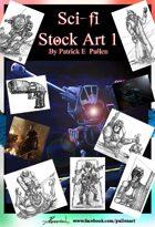 Sci-Fi Stock Art 1: