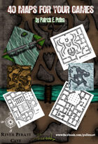 40 Maps for Your Games