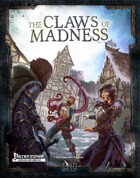 The Claws of Madness adventure (PF)