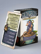 Dungeon Discoveries - Fumbled Searches Card Deck