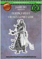Fighting Fantasy Collector Checklist and Price Guide 2020