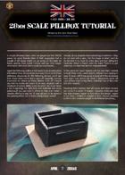 The Golden D6 #3 – Pillbox tutorial