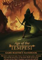 Age of the Tempest - Sword of the High King: Game Master's Handbook