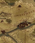 Age of the Tempest - Map of Smokewood