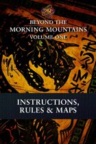 Beyond the Morning Mountains Vol.1: Instructions, Rules & Maps