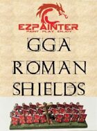10mm Roman Shields