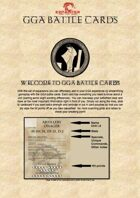 GGA Battle Cards