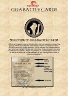 GGA Battle Cards