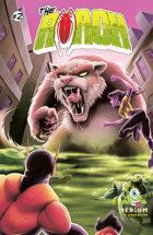 Roach #2: Fear the Ferret