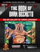 The Art Gallery of Ludvig Lovecraft