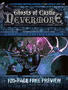 PREVIEW - Ghosts of Castle Nevermore