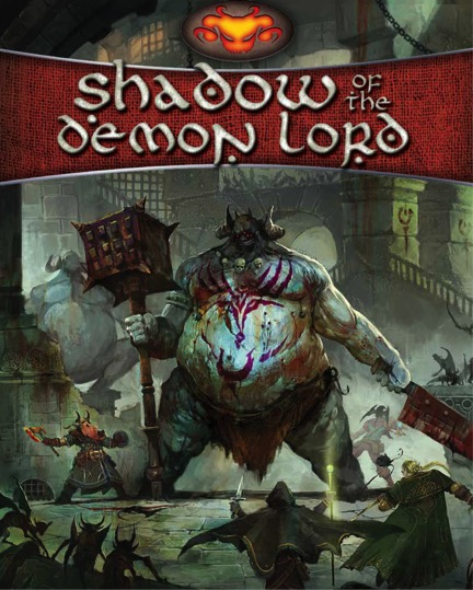 Shadow of the Demon Lord Rulebooks