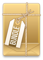 """A Mega Bundle Two"" - Fantasy Women Clipart [BUNDLE]"