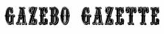 Gazebo Gazette