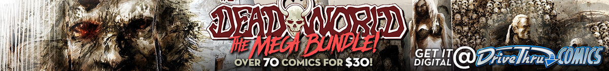 Deadworld Mega Bundle