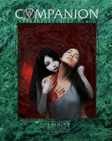 V20 Companion for Vampire: the Masquerade is Available Now!