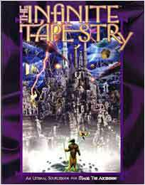 Infinite Tapestry on DriveThruRPG.com