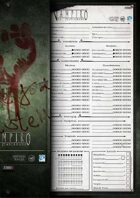 VtM Character Sheets [3rd Edition]