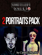 2 Portraits Pack