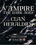 Vampire: The Dark Ages Clan Heraldry