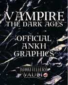 Vampire: The Dark Ages Official Ankhs