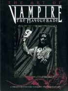 Art of Vampire: The Masquerade (WW2298)