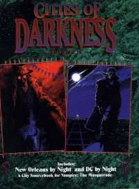 Cities of Darkness Volume 1 (WW2622) on RPGNow.com