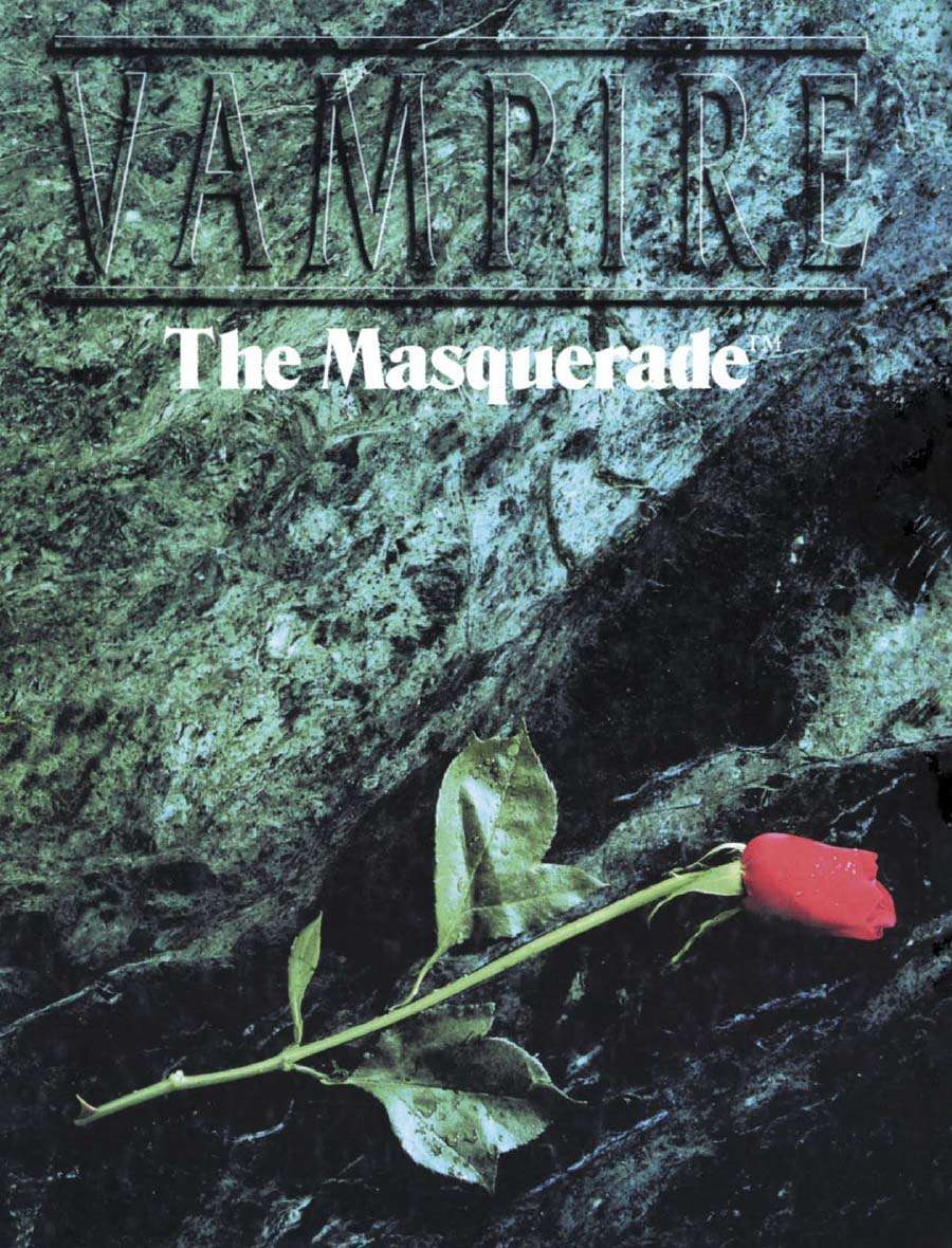 Vampire: The Masquerade - 2nd Edition on DriveThruRPG.com