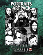 Portraits Art Pack