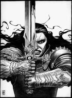 Werewolf: The Dark Ages Art Pack #2