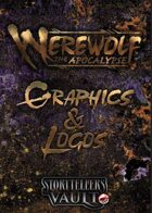 Werewolf The Apocalypse Graphics & Logos