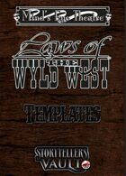 Minds Eye Theatre: Laws of the Wyld West