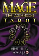 Mage: The Ascension Tarot Deck Art Pack