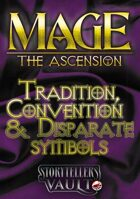 Mage: The Ascension Symbols and Spheres