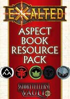 Exalted: Aspect Book Resource Pack