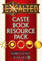 Exalted: Caste Book Resource Pack