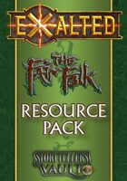 Exalted: Fair Folk Resource Pack