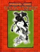 Dharma Book: Devil-Tigers