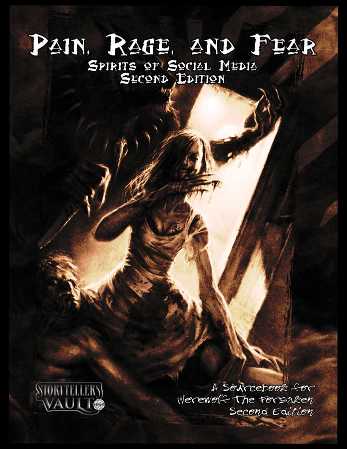Pain Rage and Fear Second Edition