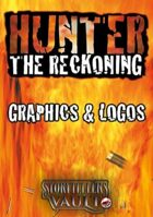 Hunter: The Reckoning Graphics & Logos