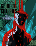 SotM's Guide to Coteries VOL.2 Alleycats