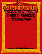 Ghost family: Pisacha
