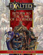 Return to the Tomb of 5 Corners