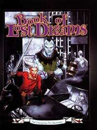 Book of Lost Dreams on DriveThruRPG.com