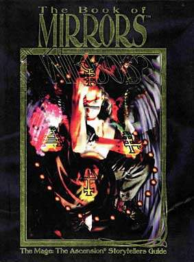 Book of Mirrors: Mage Storytellers Handbook on DriveThruRPG.com