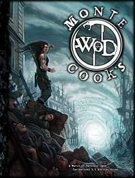Monte Cook's World of Darkness Back in Print