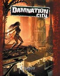 Damnation City: District Map Segments on DriveThruRPG.com
