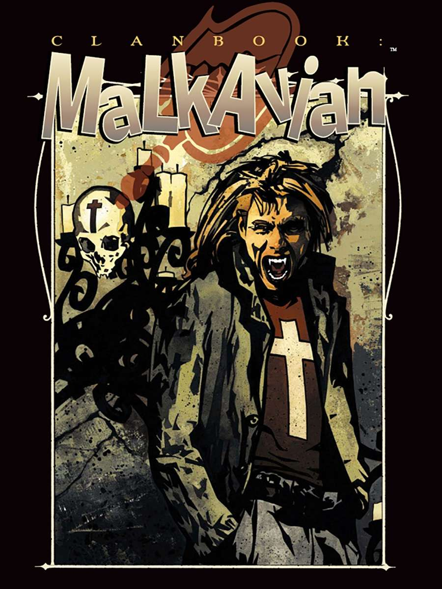 Clanbook: Malkavian - Revised Edition on DriveThruRPG.com